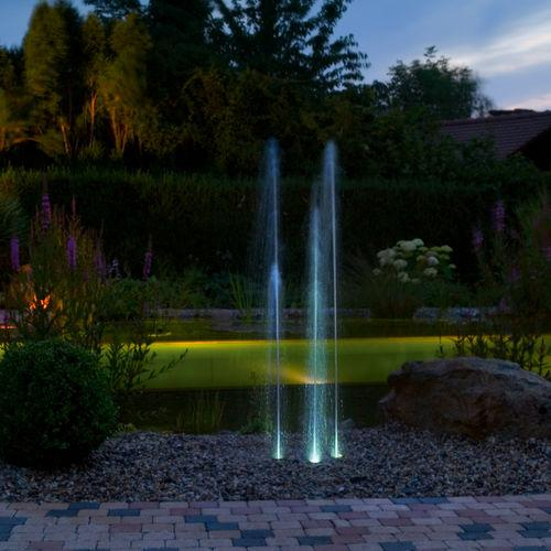 Oase Offers Water Trio Garden Fountain