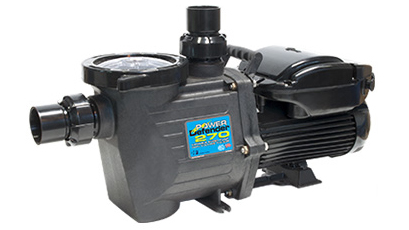 Waterway Offers Dual-Voltage Pump