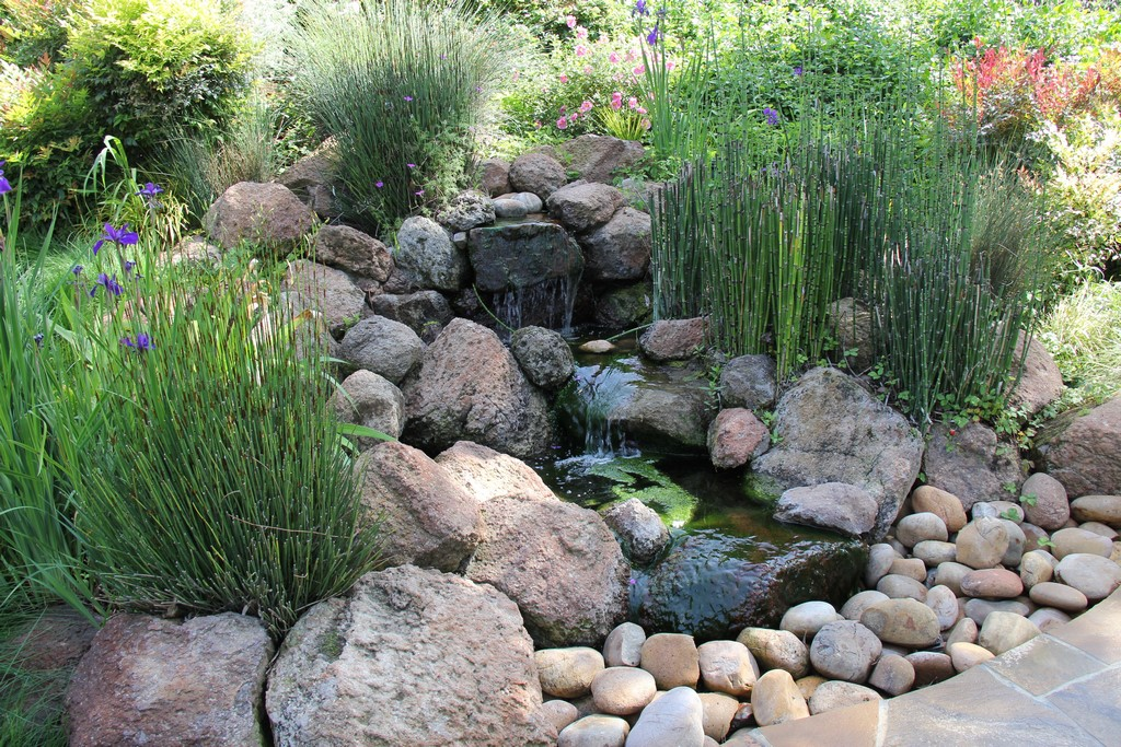 Photo courtesy New Leaf Landscape, Agoura Hills, Calif.