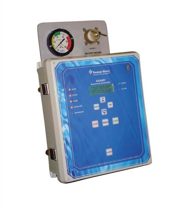 Pentair Offers Backwash Controller