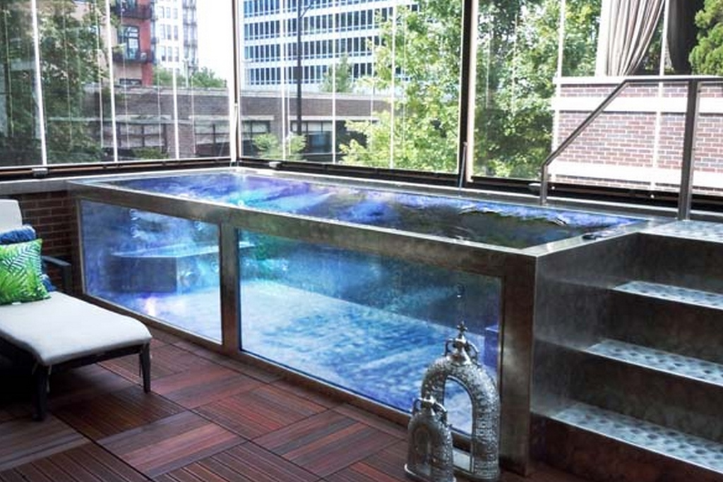 Custom Hot Tubs from Da Vinci Spas