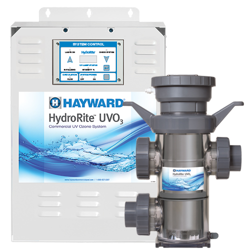 Hayward Offers Combined Water Treatment