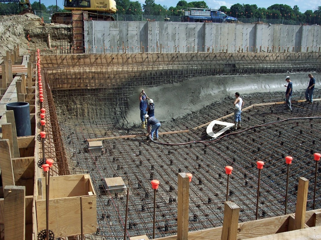 Hot-Weather Shotcrete