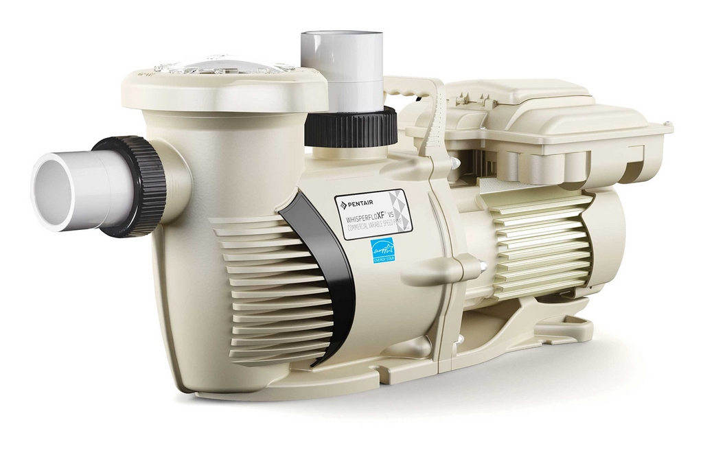Pentair Unveils New Commercial Pump