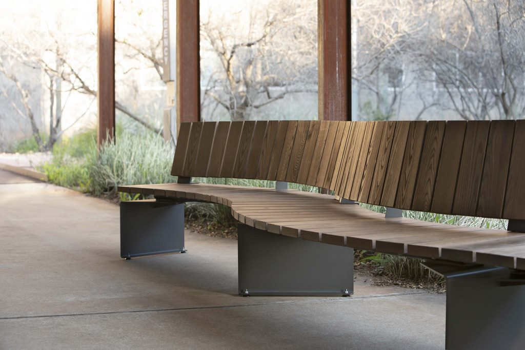Landscape Forms Makes Seating Systems