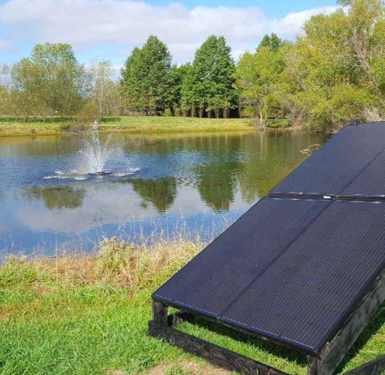 Air-O-Lator Introduces Solar-Powered Systems