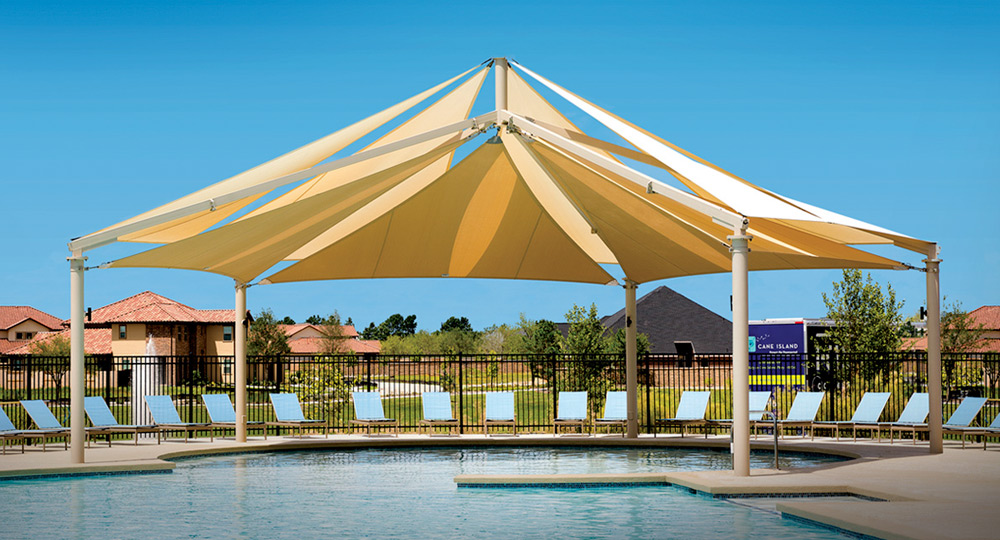 Shade Systems Offers Multi-Layered Structures