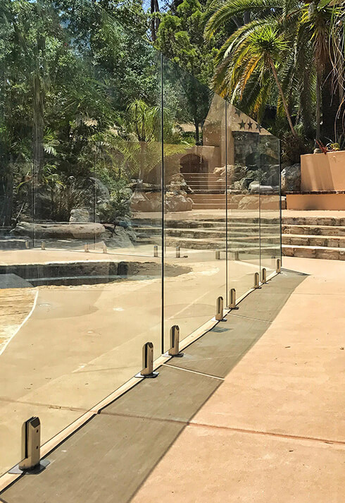 Aquaview Makes Frameless Glass Fences