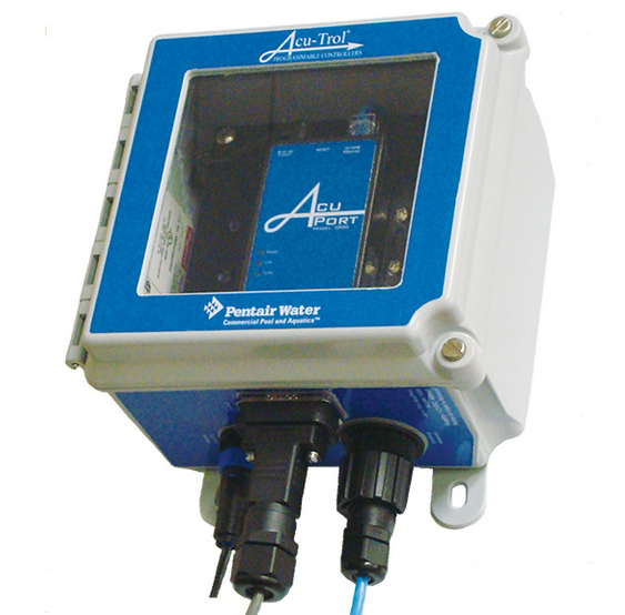 Pentair Offers AcuPort Control Units