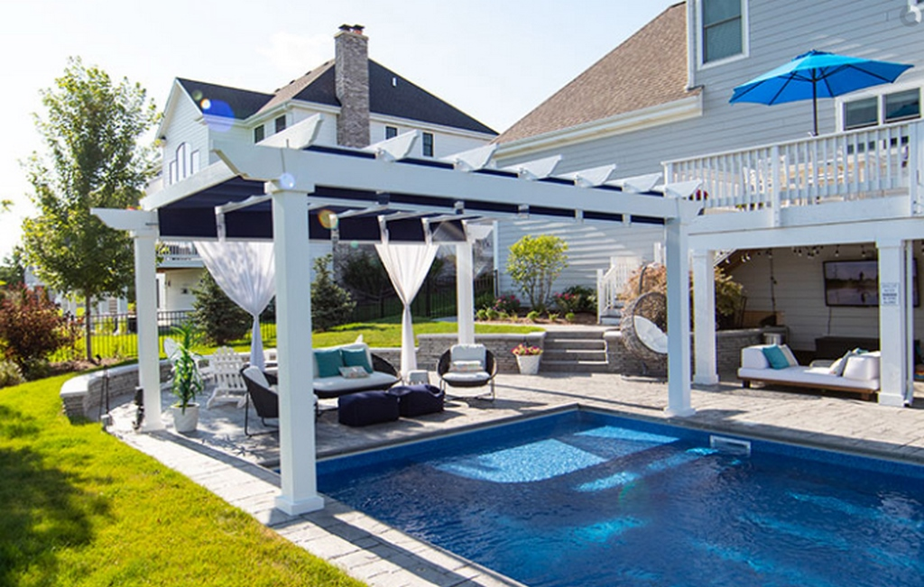 Trex Offers Pergola/Shade Structure