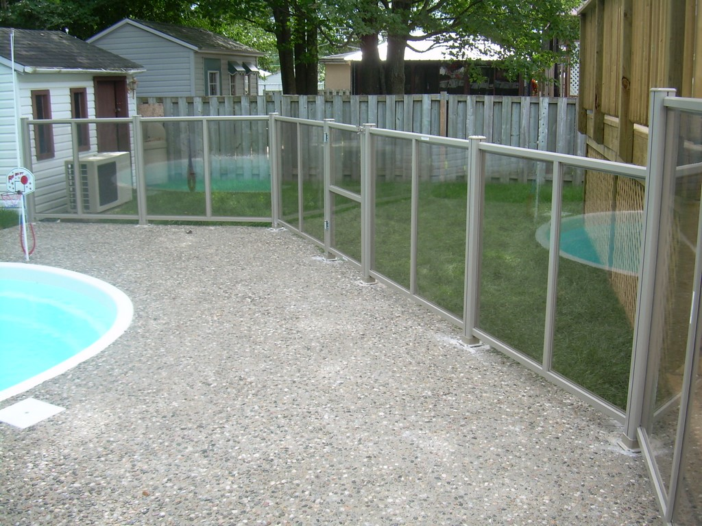 Transparent Polymer Fencing From Clear Fence Solutions