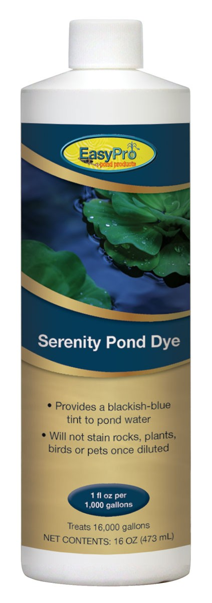 EasyPro pond dye art
