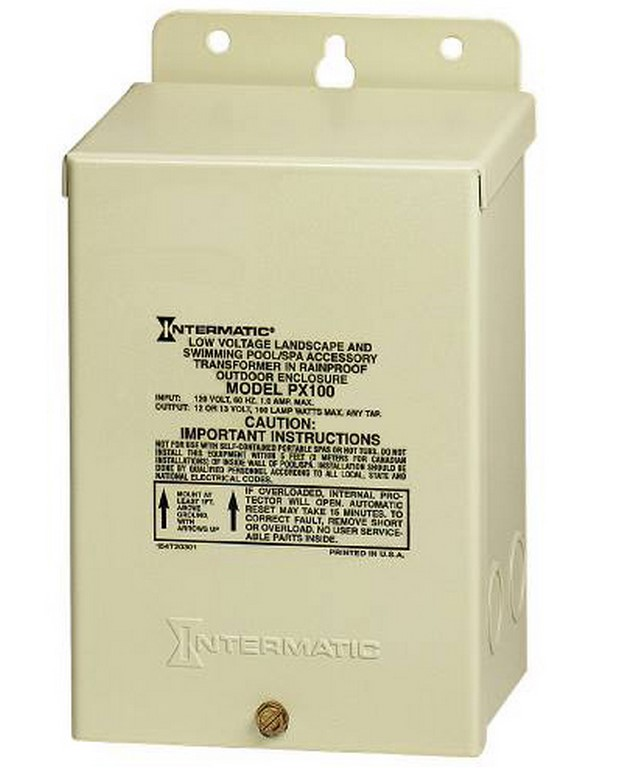 Low-Voltage Lighting Transformer from Intermatic