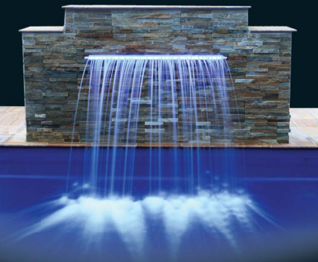 Pal Lighting Offers Water Blade Led Lights Fountain