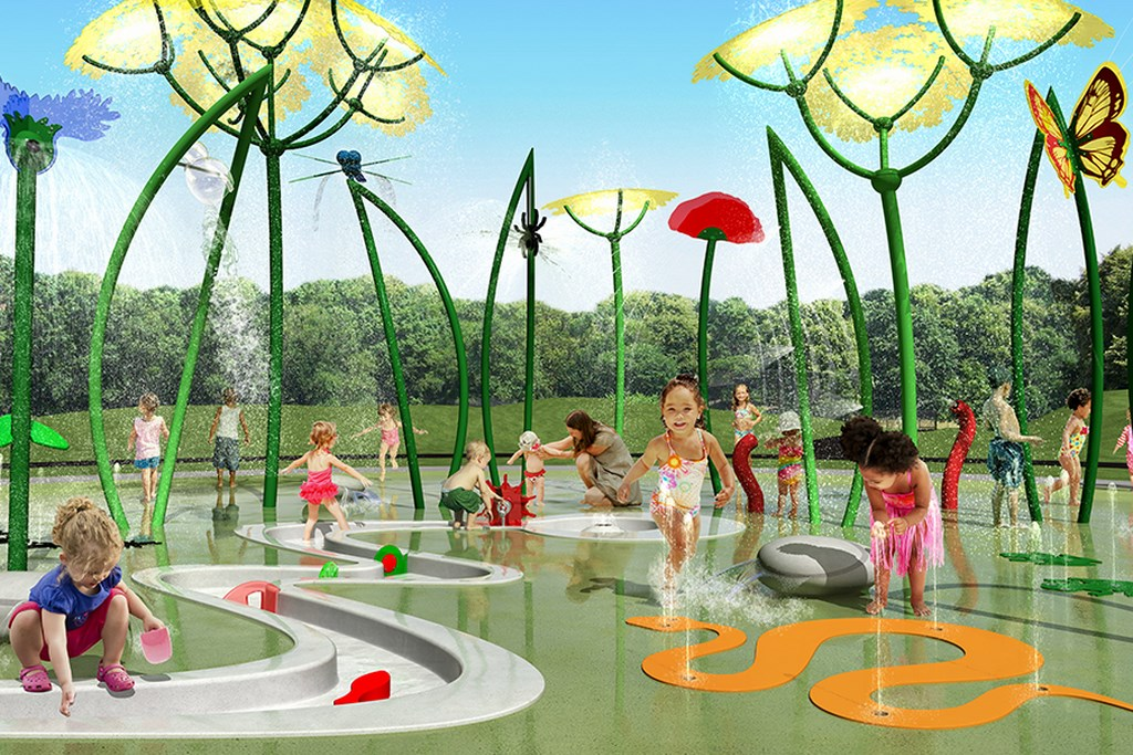 Waterplay Grasslands art