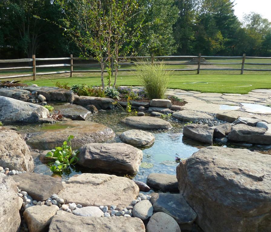 Planting A Pool Pools Spas Watershapes