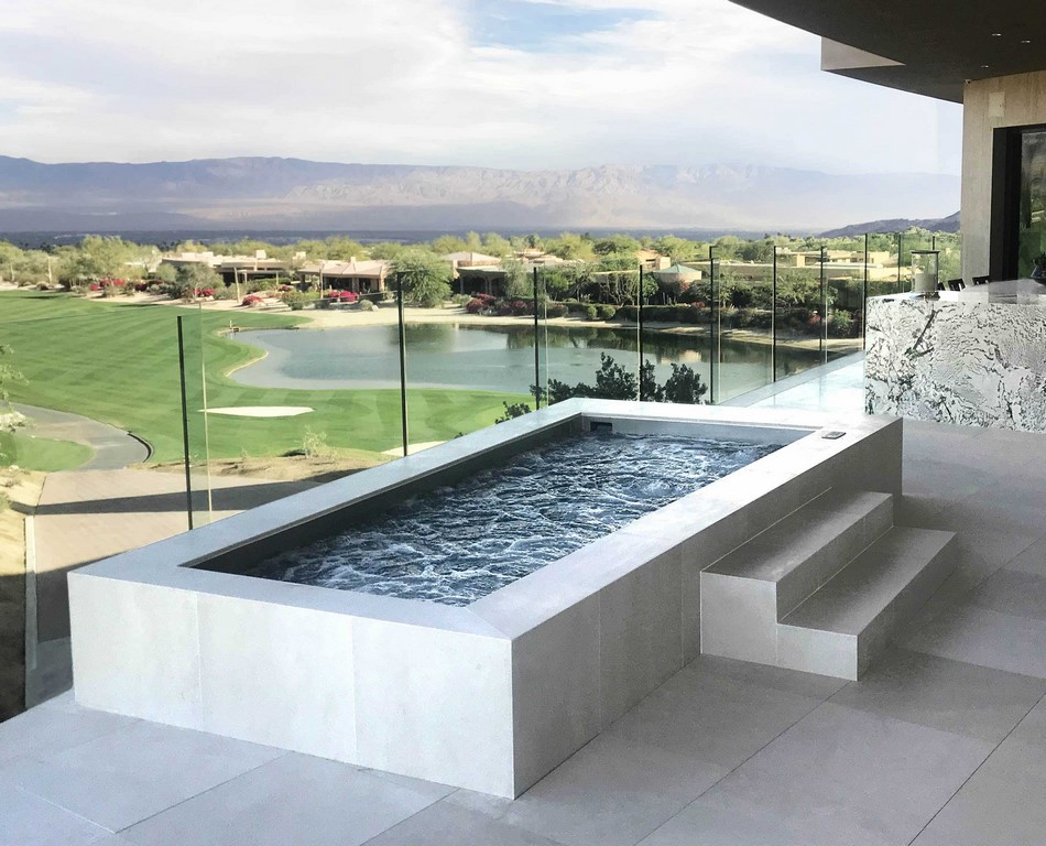 Bradford Products Offers Custom Spa Designs | Pool/Spa Systems U0026 Equipment  | Watershapes