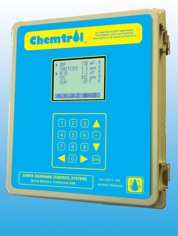 Chemtrol Launches ORP/pH Controller