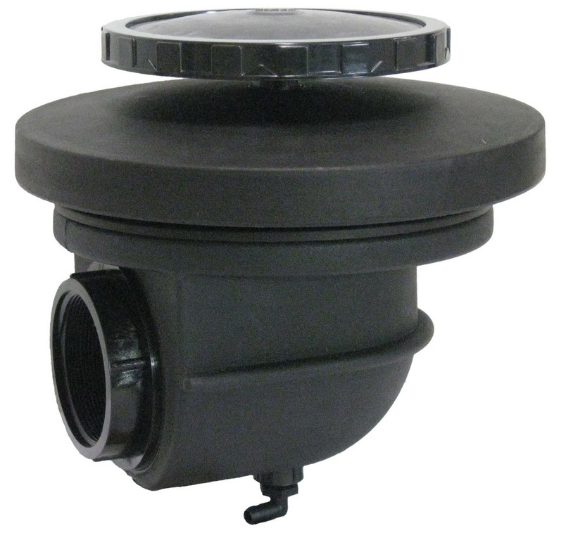 EasyPro Manufactures Bottom-Drain Kits for Ponds