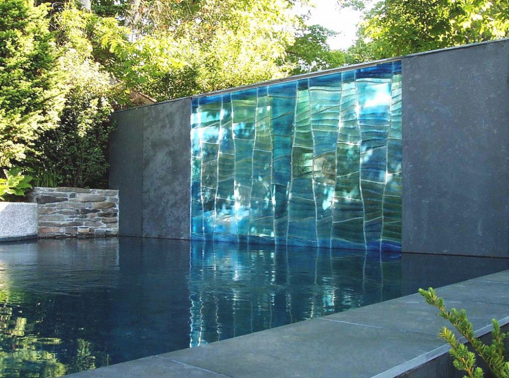 Glass Works   Other Waterfeatures (from birdbaths to lakes)
