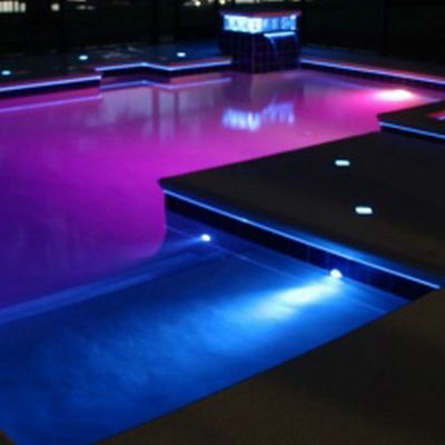 Recent advances in light-emitting-diode technology have changed the nature of the pool-lighting task, notes Graham Orme.  To explore this expanding range of illuminating  possibilities, he begins here by defining the dynamics of lighting some familiar contours in all-new ways.
