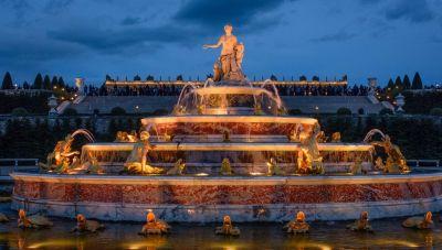 The Latone Fountain