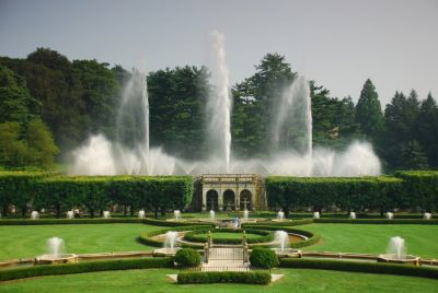 In the year to come, the renowned Main Fountain at Longwood Gardens will be undergoing a mass-scale renovation.  Robert Nonemaker is tracking the process for us, beginning here with an insider's report on the grand display's gradual decline -- and imminent rebirth.