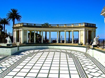 Just visiting Hearst Castle's Neptune Pool is awe-inspiring.  But being asked to evaluate its condition and make recommendations toward its rehabilitation?  That, says William Rowley, was like a waking dream -- and a major recent milestone in his long, distinguished career.