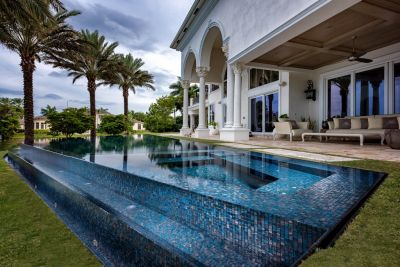 Patience, creativity and adaptability defined the design and installation process for this unique and beautiful project in Plantation, Fla.  Along the way, explains Andrew Kaner, the project team navigated multiple challenges while easing the way for clients who expected nothing but the best.
