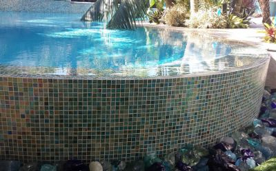 When he builds custom pools for fully engaged homeowners, Randy Beard usually has no problems with setting and exceeding expectations.  But here's a case where the client just couldn't absorb a key message about how to use the pool -- and therein hangs a tale.