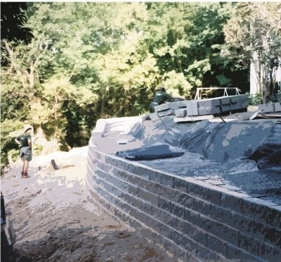 Before retaining walls can be aesthetic triumphs, they require a foundation of technical excellence.  The key to complete, balanced, enduring success, writes Bruce Zaretsky, is a systematic approach that encompasses a wide range of fundamental site-specific factors.