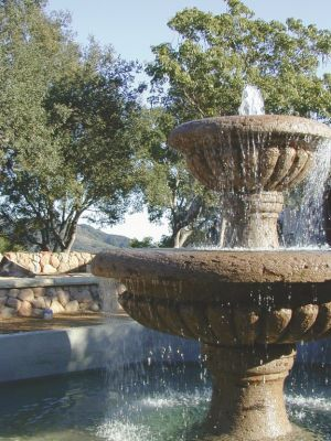 It's been the job of a lifetime for contractor and landscape architect Mark Holden:  the creation of a multi-faceted paradise at an historic, hilltop estate in Montecito, Calif.  The project features a variety of traditional watershapes designed with state-of-the-art technology – but all meant to appear as though they had been built with the original structures in the 1920s.  Here, he begins a series of articles that will chronicle this amazing process.