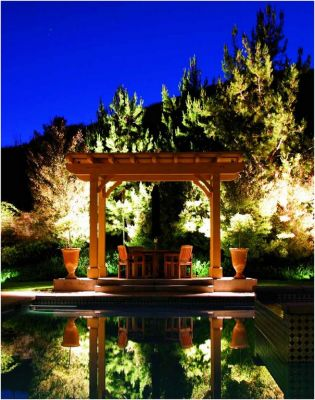 When designed and installed properly, a landscape lighting system enables clients to enjoy their watershapes and landscapes well after the sun goes down.  But achieving those satisfactory results, says lighting expert Mike Gambino, requires an understanding not only of the aesthetics of lighting design, but also an appreciation of the technology behind the beauty and an ability to lay components out in ways that electrically balance the system.