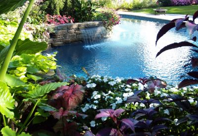 There's a place in the world, says veteran watershaper Pete Cattano, for relatively modest swimming pools.  Using a recently completed 'garden pool' to illustrate that point, he describes how great clients, an integrated landscape design, professional cooperation and careful construction can come together to deliver the best of everything swimming pools have to offer, even in a situation where the project's scope and scale are quite down to earth.