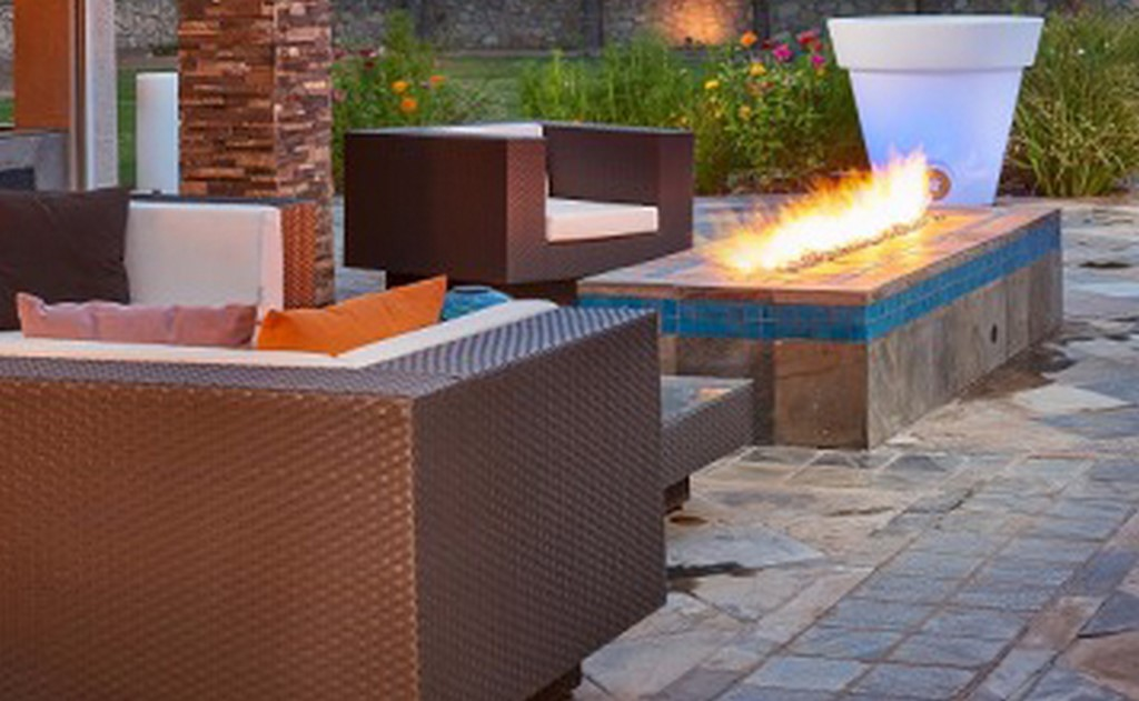 Outdoor Fire Concepts Offers Burner Kits