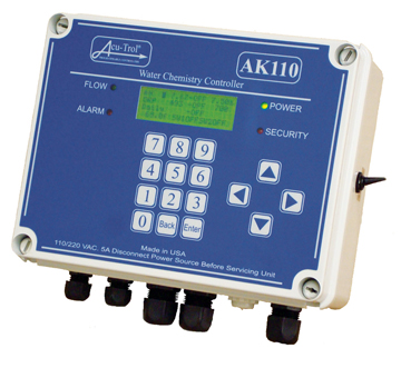Pentair Commercial Updates AK100 Controller
