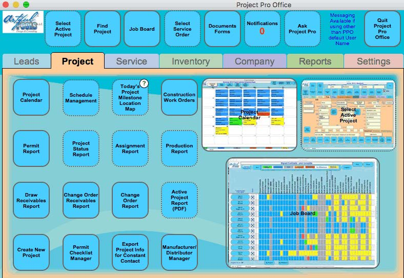 Construction-Management Software from Pool Pro Office
