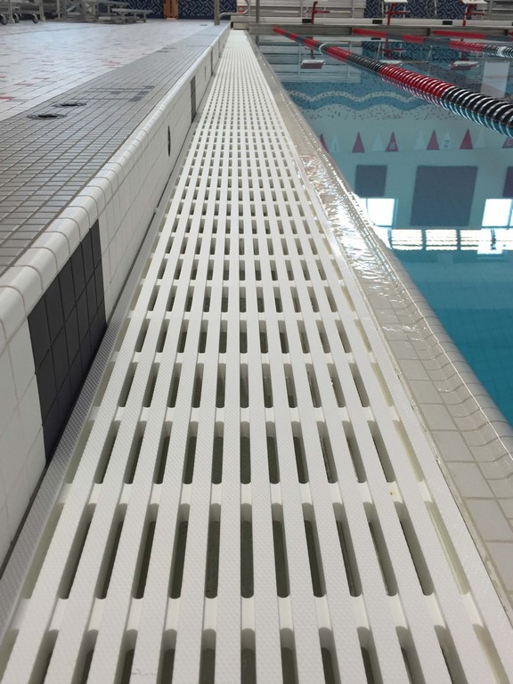RenoSys Introduces PolyGrate Pool Gratings
