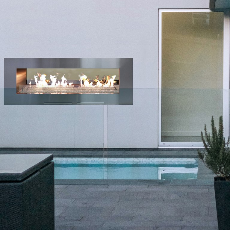 Fire Windows from Spark Modern Fires