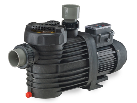 Dual-Voltage Variable-Speed Pump from Speck