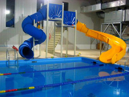 Summit Introduces Mariner Pool Slides