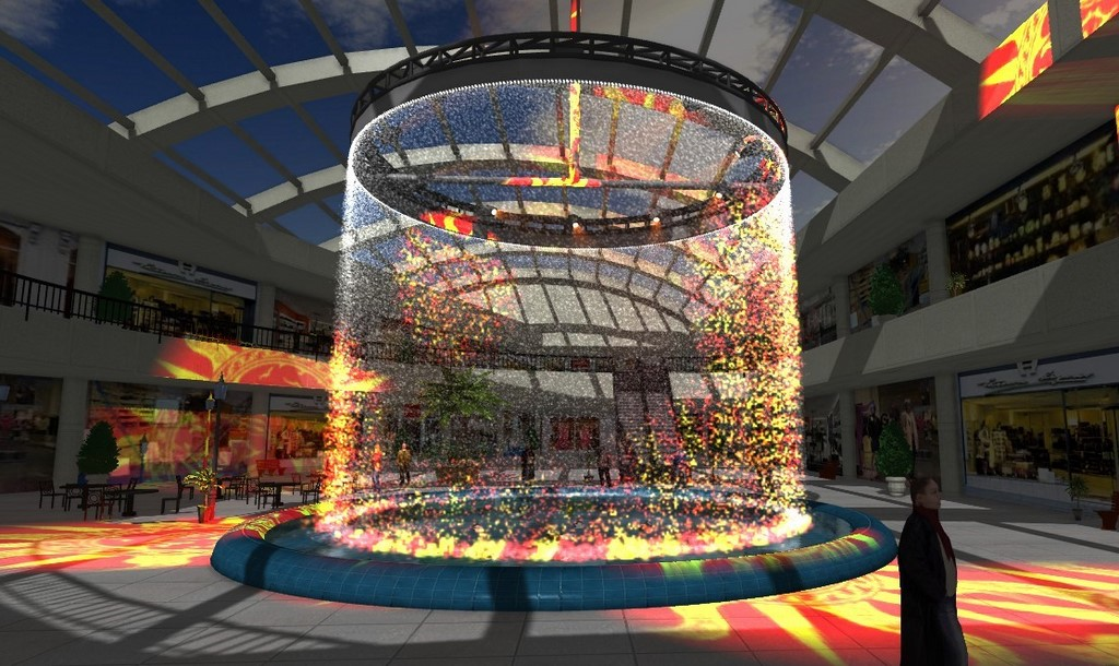 Software From Synchronorm Assists In Fountain Design