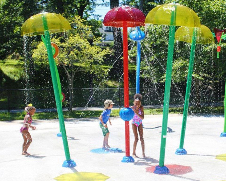Vortex Offers a Low-Flow Waterplay System