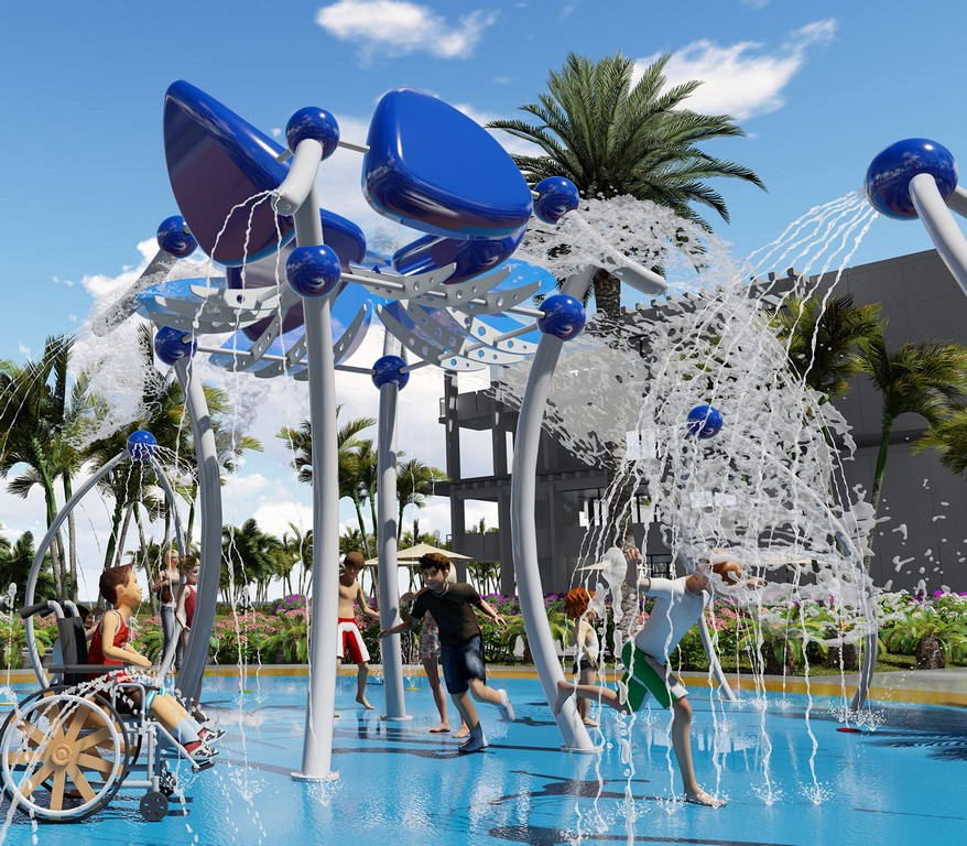 Water Odyssey Unveils Modular Play Feature